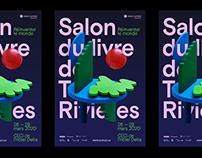Salon du livre - 2020