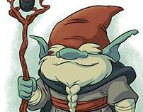 Gnomes and Dwarfs
