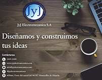 Propuesta para JyJ Electromecanica