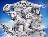 Tennessee Titans - NFL 2019/20 Gameday Graphic