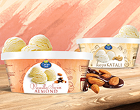 Cream Bell Ice cream Packaging Design- DesignerPeople
