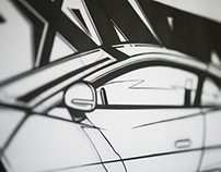 CX-75 TAPE DRAWING