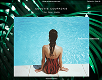 Coyotte compagnie - Ecommerce