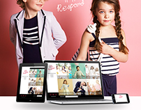 Respond - eCommerce for Kids