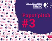 Papot'pitch 3