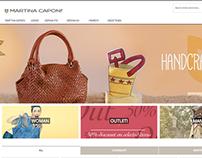 e-shop Martina Caponi
