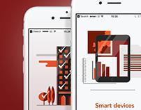 ESRI Workforce app illustration