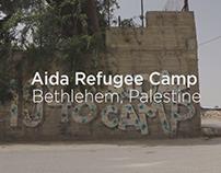 A Day in Aida Refugee Camp