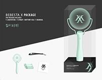 Monsta X Official Lightstick Contest