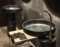 Sono Villa | Guest WC