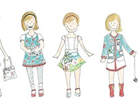 Brand Extension: Imaginative Childrenswear