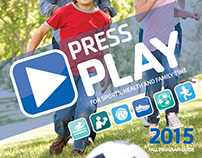 YMCA Fall Program Guide 2015