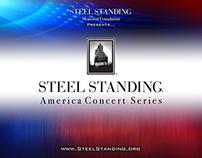 Steel Standing America Concert Series