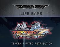 Tekken Life-Bars