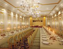 Proposed Renovation of Sarawak's Astana Palace.