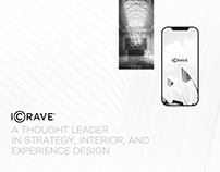Icrave - corporate website