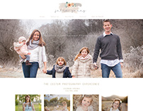 Julia & Young | Photography Website