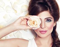 Luscious Cosmetics feat. Ayesha Omar