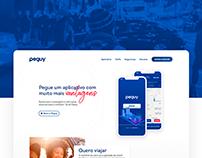 PEGUY | RIDE APP WEBSITE