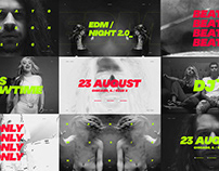 Music Event Promo | After Effects Template