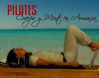 BIG POSTER WORK: PILATES Body&Mind in Harmony