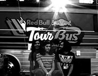 Logo&Branding Redbull Tourbus