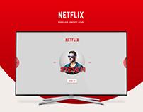 Netflix - UI/UX