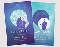 Ivory Table Speaker Event