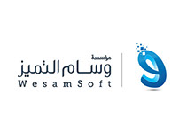 WesamSoft  | logo & stationery