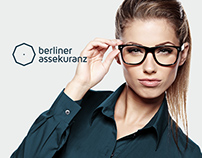 "Brand identity for ""Berliner Assekuranz"""