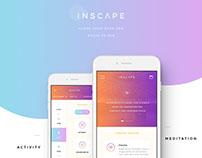 Meditation & Mindfulness App UI Design
