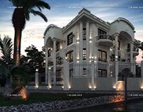 Private Villa - 6 October 🇪🇬 - Classic Style