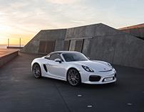 Porsche Spyder 2016