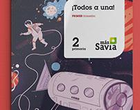 SM School Books covers