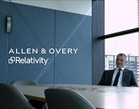 Spotlight on Allen & Overy