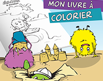 COLORING BOOK   Illustrations for Kids