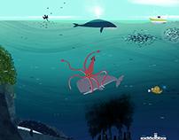 Mystères sous les mers