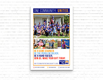 Reno County United Way Poster
