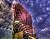 HDR Photo - Tomie Ohtake Building SP/Brazil