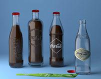 Modelagem Case Coca-Cola - Blender 3D