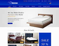 Website Development for a Furniture company