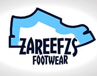 Zareefzs Brand Identity Design