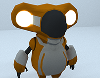 Tobus - Deep sea explorer bot