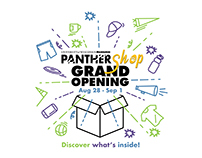 Panther Shop Grand Opening!