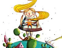Ada'nın Saçları//Children's Book