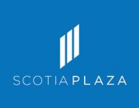 Scotia Plaza Renovation Hoarding
