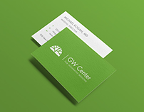 IDENTITY FOR INTEGRATIVE MEDICINE  CENTER
