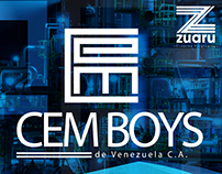 Cem Boys Website (Design & Development)