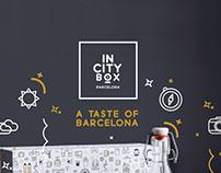 Creación de la marca InCityBox