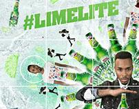 Castle Lite Dash's #LimeLite